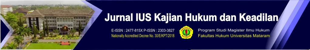 http://jurnalius.ac.id/ojs/index.php/jurnalIUS